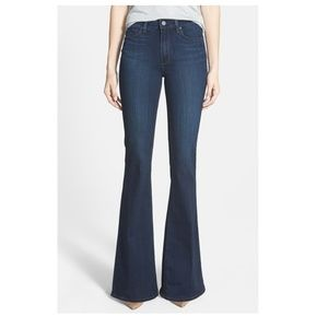 Paige 'Bell Canyon' high rise flare jeans